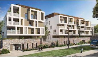 Montpellier programme immobilier neuf «  n°218850 » en Loi Pinel