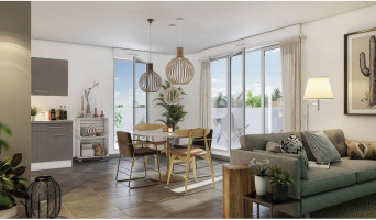 Montpellier programme immobilier neuve « Programme immobilier n°218850 » en Loi Pinel  (3)