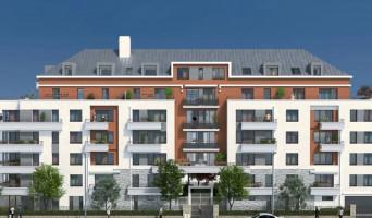 Trappes programme immobilier rénové « Villa Muralis » en loi pinel