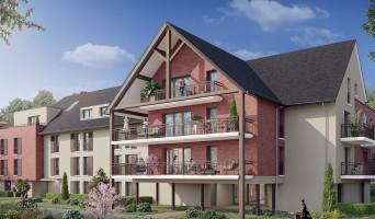 Honfleur programme immobilier neuf « Les Hauts d'Honfleur