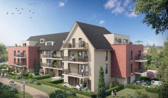 Honfleur programme immobilier neuve « Les Hauts d'Honfleur » en Loi Pinel  (2)