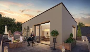 Honfleur programme immobilier neuve « Les Hauts d'Honfleur » en Loi Pinel  (3)