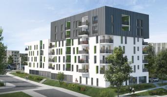 Lormont programme immobilier neuve « Upside 2 »