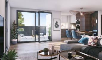Lormont programme immobilier neuve « Upside 2 »  (3)