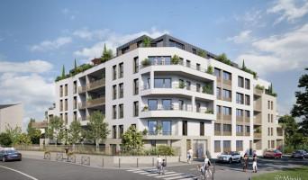 Villemomble programme immobilier neuve « Le Carré Fontaine » en Loi Pinel  (2)