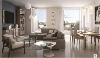 Lormont programme immobilier neuve « Inside » en Loi Pinel  (2)