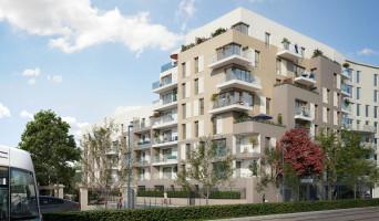 Bobigny programme immobilier neuve « Programme immobilier n°218860 » en Loi Pinel