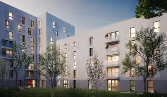 Bobigny programme immobilier neuve « Programme immobilier n°218860 » en Loi Pinel  (2)