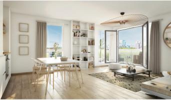 Bobigny programme immobilier neuve « Programme immobilier n°218860 » en Loi Pinel  (4)