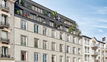Paris programme immobilier neuve « Belleville – Télégraphe »  (3)
