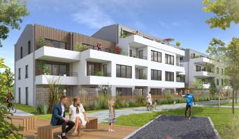 Guérande programme immobilier rénové « Le Mauperthuis » en loi pinel