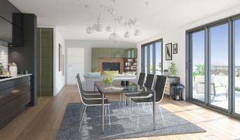 Guérande programme immobilier neuve « Le Mauperthuis » en Loi Pinel  (3)
