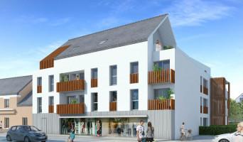 Pontchâteau programme immobilier neuve « L'Eden Roc »