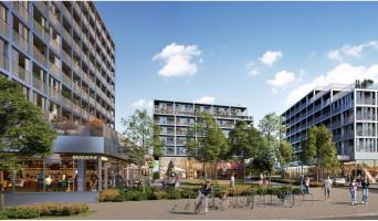 Rennes programme immobilier rénové « L'Esplanade » en loi pinel
