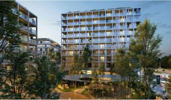 Rennes programme immobilier neuve « L'Esplanade » en Loi Pinel  (2)