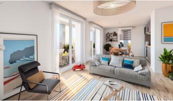 Rennes programme immobilier neuve « L'Esplanade » en Loi Pinel  (3)