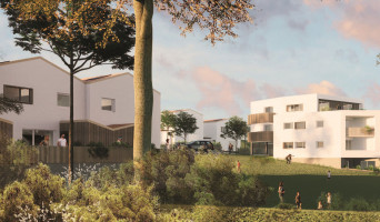 Mauves-sur-Loire programme immobilier neuf « Le Parc du Prieuré » en Loi Pinel