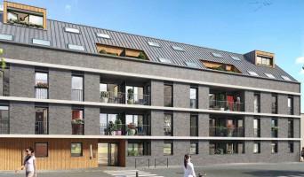 Rouen programme immobilier rénové « L'Attik » en loi pinel
