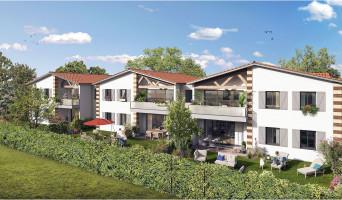 Parempuyre programme immobilier neuf « Le Clos Mademoiselle