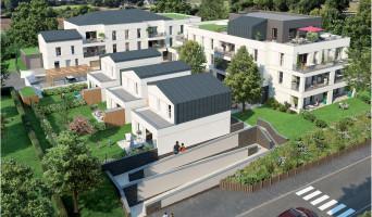 Montreuil-Juigné programme immobilier rénové « Villa Siloé »