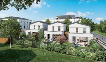 Montreuil-Juigné programme immobilier neuve « Villa Siloé »  (2)