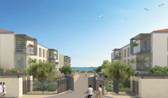 Port-de-Bouc programme immobilier neuf « Domaine Bleu Nature » en Loi Pinel