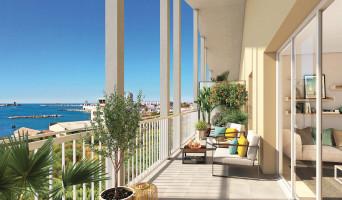 Port-de-Bouc programme immobilier neuve « Domaine Bleu Nature » en Loi Pinel  (2)