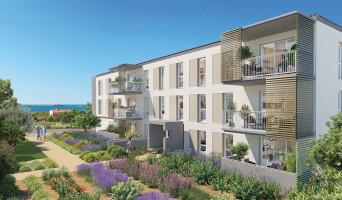 Port-de-Bouc programme immobilier neuve « Domaine Bleu Nature » en Loi Pinel  (3)