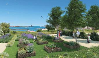 Port-de-Bouc programme immobilier neuve « Domaine Bleu Nature » en Loi Pinel  (4)