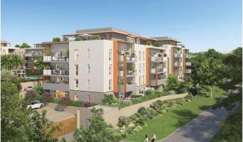 Fréjus programme immobilier rénové « Pure Valescure - Nue-Propriété »