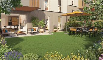Fréjus programme immobilier neuve « Pure Valescure - Nue-Propriété » en Nue Propriété  (2)