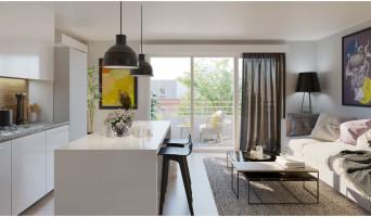Seclin programme immobilier neuve « Le Riez » en Loi Pinel  (2)