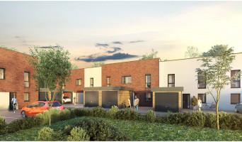 Tourcoing programme immobilier neuve « Urban T - Maisons »
