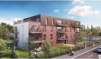 Valenciennes programme immobilier neuve « Le Birdie »