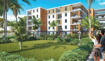 Abymes programme immobilier rénové « Les Trois Arts - Bât. A » en loi pinel