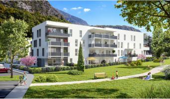 Challes-les-Eaux programme immobilier neuf « Eloge du Château » en Loi Pinel