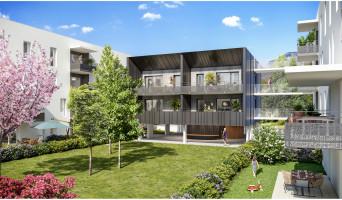 Challes-les-Eaux programme immobilier neuve « Eloge du Château » en Loi Pinel  (2)