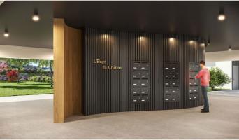 Challes-les-Eaux programme immobilier neuve « Eloge du Château » en Loi Pinel  (4)