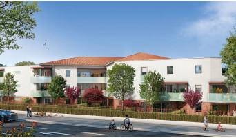Cugnaux programme immobilier neuve « Le Saint Vincent » en Loi Pinel  (2)