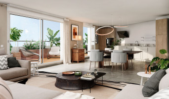 Cugnaux programme immobilier neuve « Le Saint Vincent » en Loi Pinel  (3)