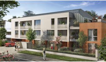 Toulouse programme immobilier rénové « Les Camélias » en loi pinel