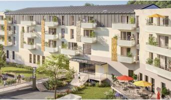 Plombières-lès-Dijon programme immobilier neuf « Les Vantelles