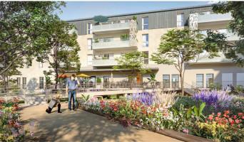 Plombières-lès-Dijon programme immobilier neuve « Les Vantelles »  (2)