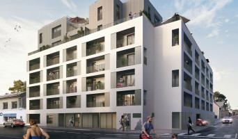 Rennes programme immobilier neuve « Vertygo » en Loi Pinel  (2)