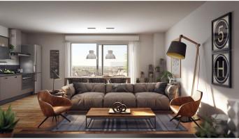 Rennes programme immobilier neuve « Vertygo » en Loi Pinel  (3)