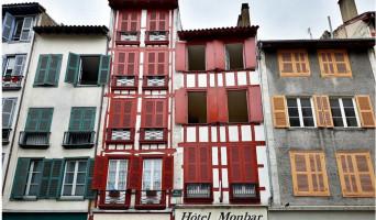Bayonne programme immobilier rénové « Le Monbar »