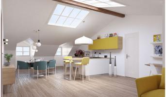Bayonne programme immobilier à rénover « Jean d'Amou » en Déficit Foncier  (2)