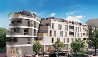 Alfortville programme immobilier rénové « Amplitude » en loi pinel