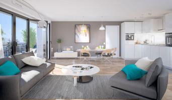 Alfortville programme immobilier neuve « Amplitude » en Loi Pinel  (2)