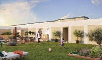 Toulouse programme immobilier neuve « Oxygen » en Loi Pinel  (2)
